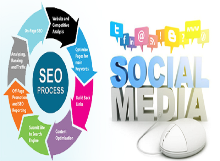 Search Engine Optimization and Social Media Optimization
